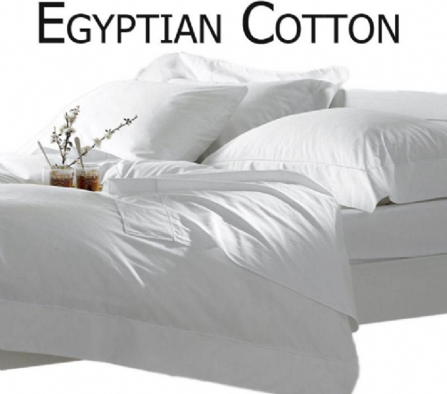 CREAM COLOUR LUXURY 200 THREAD COUNT EGYPTIAN COTTON BEDDING & BEDLINEN RANGE